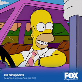 Banner Simpsons